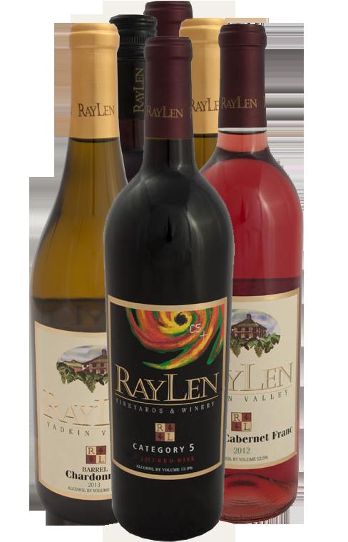 Wine six pack