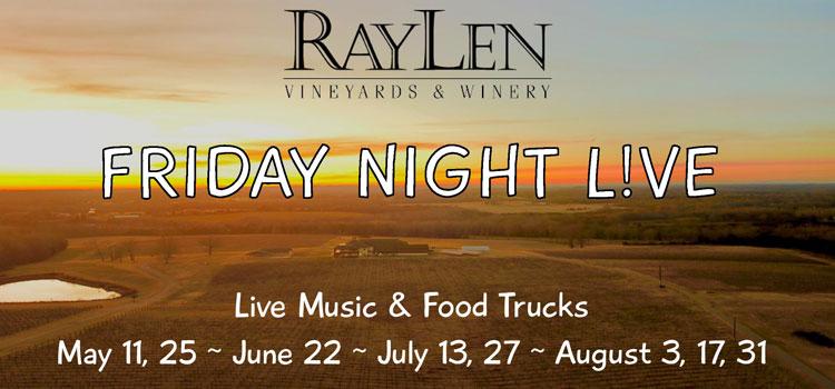 Raylen Event